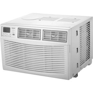 Amana AMAP101BW 10,000 BTU 115V Window-Mounted Air Conditioner with Remote Control