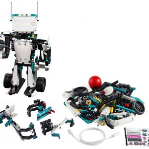 LEGO MINDSTORMS Robot Inventor 51515 STEM Robotic Toy for Kids with Remote Control Robots (949 Pieces)