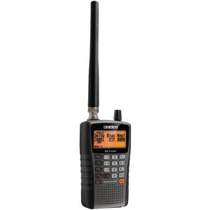 Uniden BC125AT 500-Alpha Tagged Channel Hand-Held Scanner