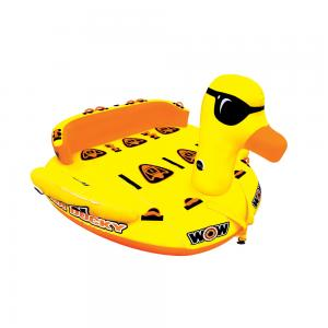 Wow Watersports 19-1060 Wow Mega Ducky 5 Rider Towable