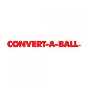 Convert-A-Ball C5GX1216 Cushioned Adjustable 5th-Wheel to Gooseneck Adapter with 7-1/2″ Offset