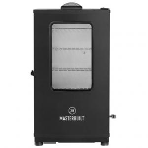 Masterbuilt 40-inch Digital Electric Smoker with Window in Black
