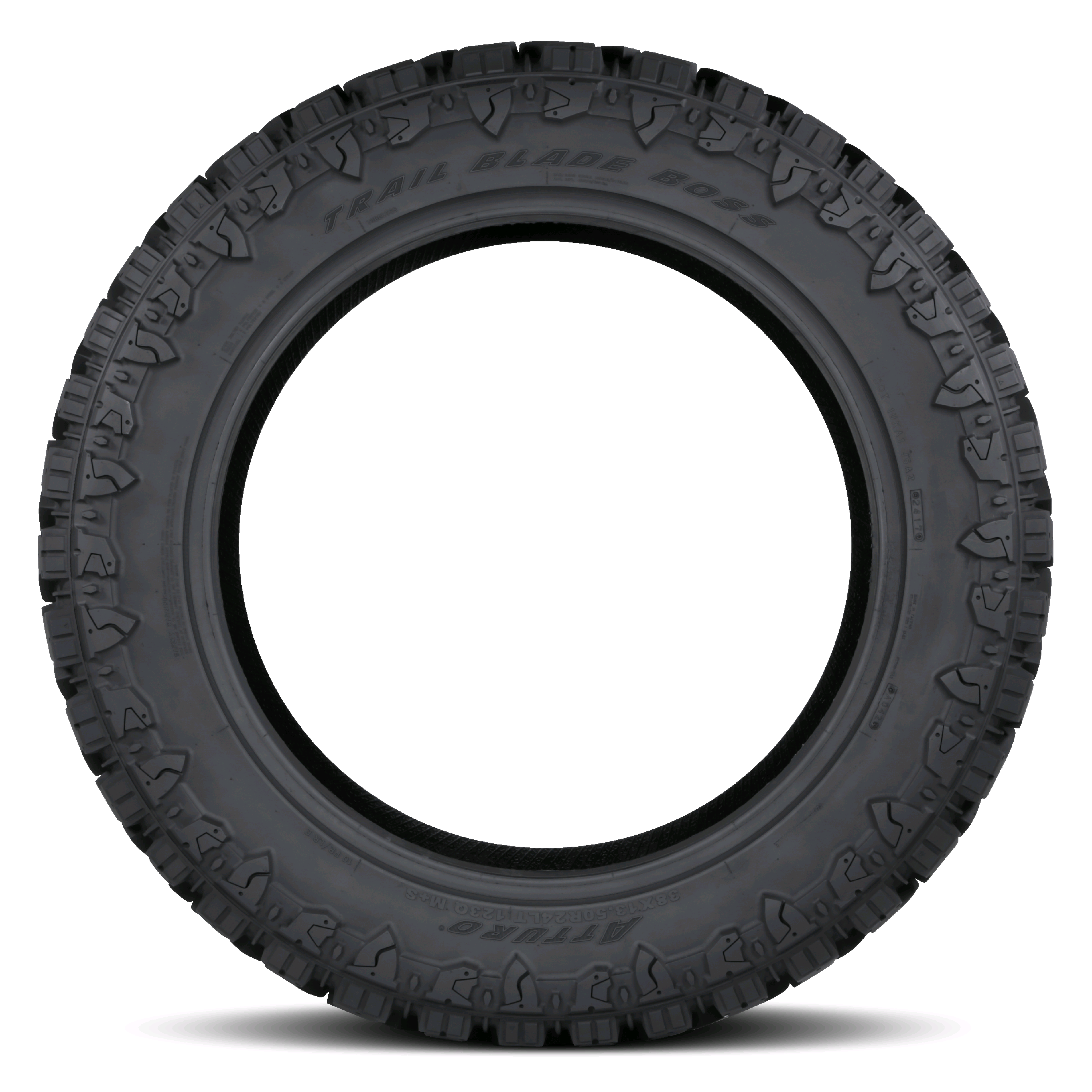 Atturo Trail Blade BOSS Extreme Off-Road Tire – 38X14.50R20 D 8ply