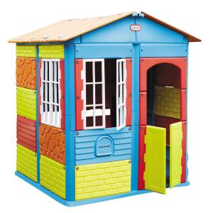 Little Tikes Build-a-House Kid's Indoor/Outdoor Play House