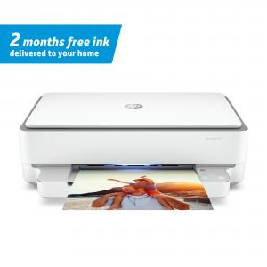 HP ENVY 6055 Wireless All-in-One Color Inkjet Printer – Instant Ink Ready
