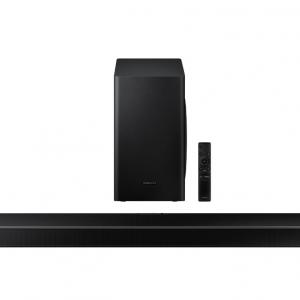 SAMSUNG 5.1ch Soundbar with 3D Surround Sound and Acoustic Beam – HW-Q60T (2020)