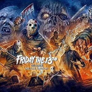 Friday the 13th Collection (Deluxe Edition) (Blu-ray)