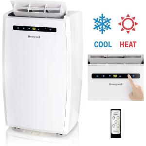 Honeywell 10,000 BTU (5500 BTU DOE) Portable Heat/Cool A/C