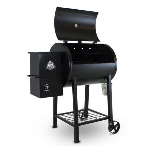 Pit Boss 700FB Wood Fired Pellet Grill with Flame Broiler, 700 Sq. In. Cooking Space