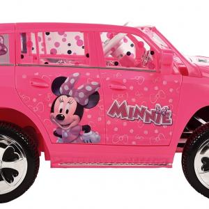Minnie Mouse 12 Volt Mercedes GLS-320 Battery Powered Ride-On