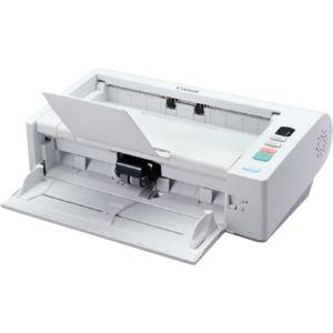 Canon, CNMDRM140, imageFORMULA DR-M140 Document Scanner, 1 Each, White