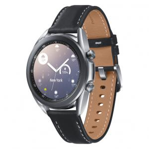 SAMSUNG Galaxy Watch 3 41mm Mystic Silver BT – SM-R850NZSAXAR