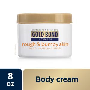 Gold Bond Rough & Bumpy Skin Daily Therapy Cream (8 Oz)