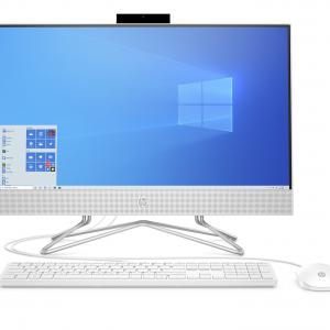HP All-in-One 24-df0170 23.8″ With Intel Core i5-1035G1 12GB DDR4 512GB SSD Windows 10 Home All-in-One