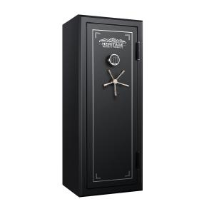 Heritage 24 Gun Fire and Water Safe with E-Lock 24EBH