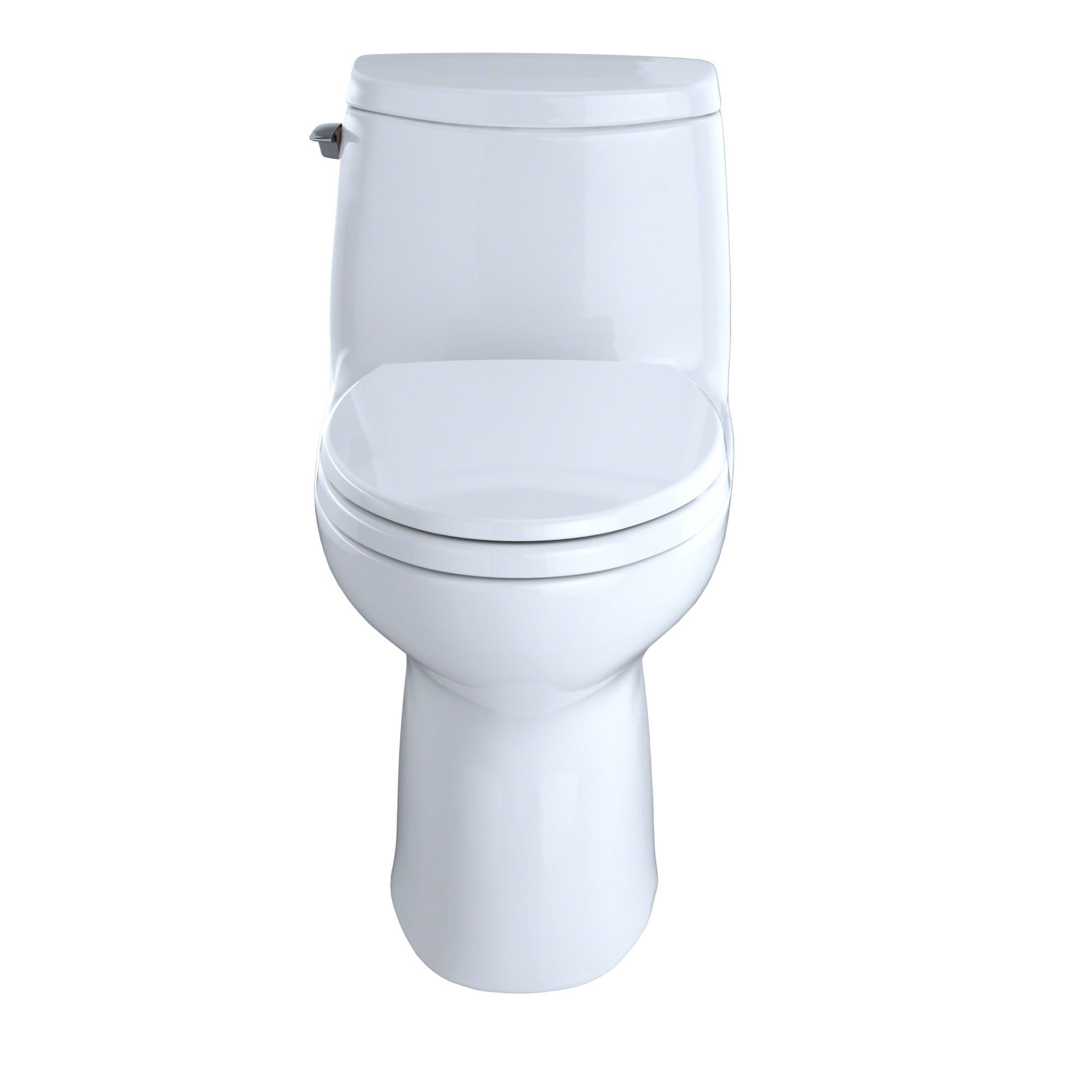 TOTO® UltraMax® II 1G® One-Piece Elongated 1.0 GPF Universal Height Toilet with CeFiONtect?, Sedona Beige – MS604114CUFG#12