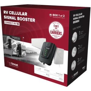 weBoost 471203 Connect RV 65 Cellular Signal Booster Kit