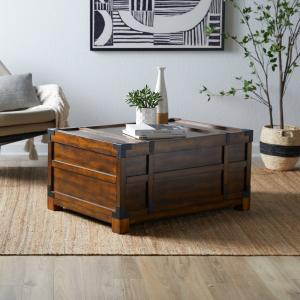 Belham Living Asa Trunk Lift Top Coffee Table