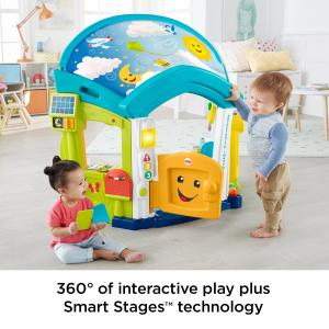 Fisher-Price Laugh & Learn Smart Learning Home Playset