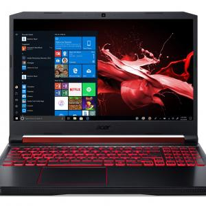Acer Nitro 5 15.6″ Full HD 144Hz IPS Display, Intel Core i5, NVIDIA RTX 2060, 16GB DDR4, 256GB SSD + 1TB HDD, AN515-54-56ML