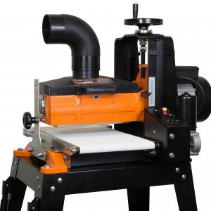 WEN 10.5-Amp 10-Inch Drum Sander with Rolling Stand and Variable Speed Conveyor, 65911