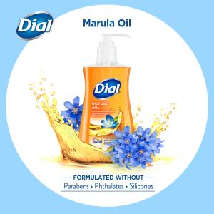 Dial Liquid Hand Soap, Marula Oil, 7.5 fl oz