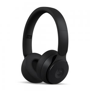 Beats Solo Pro Wireless Noise Cancelling On-Ear Headphones with Apple H1 Headphone Chip – Black