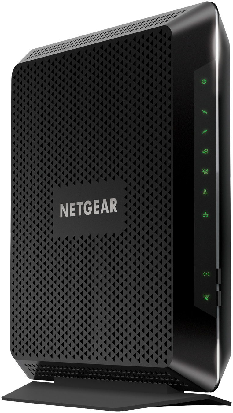 NETGEAR AC1900 (24×8) WiFi Cable Modem Router C7000, DOCSIS 3.0   Certified for XFINITY by Comcast, Spectrum, Cox, and more (C7000-100NAS)