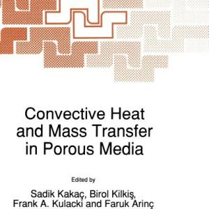NATO Science Series E:: Convective Heat and Mass Transfer in Porous Media (Series #196) (Paperback)