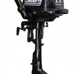 Coleman Powersports 2.6 hp Manual Start Outboard Motor