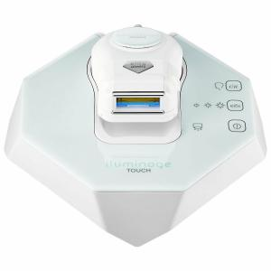 iluminage Touch At Home Permanent Hair Removal IPL & Radio Frequency Device (FDA-Cleared) – All Skin Tones