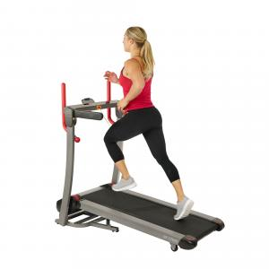 Sunny Health & Fitness Auto Incline Treadmill with Bluetooth Speakers – SF-T7909