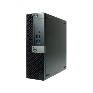 Refurbished Dell 7040-SFF Desktop PC with Intel Core i5-6500 3.2GHz Processor, 8GB Memory, 480GB SSD, and Win 10 Pro (64-bit) (Monitor Not Included)