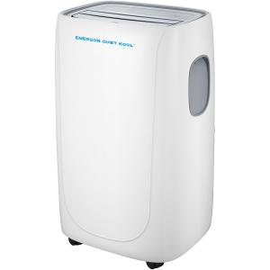 Emerson Quiet Kool SMART Portable Air Conditioner with Remote, Wi-Fi, and Voice Control for Rooms up to 550-Sq. Ft.