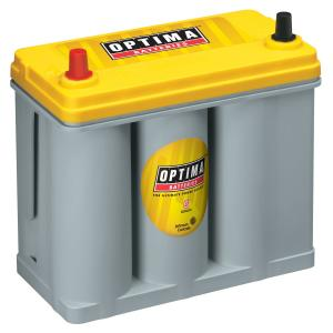 OPTIMA YellowTop AGM Spiralcell Dual Purpose Battery, Group Size DS46B24R