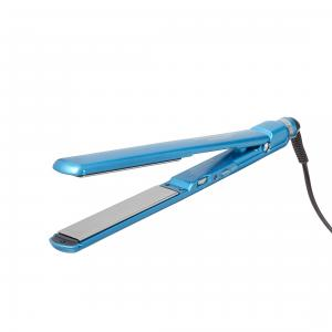 ($139.95 Value) BaBylissPRO Nano Titanium Plated Ultra Thin Hair Straightening Flat iron, 1″