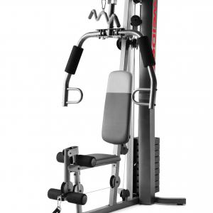 Weider XRS 50 Home Gym with Leg Developer and High and Low Pulley System for Total-Body Training