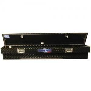 BETTER BUILT 79211762 SIDE MOUNT, TRUCK TOOLBOX, BLACK, 72INLX11.5INWX11INH