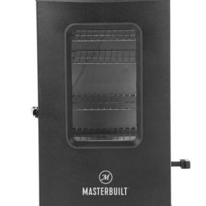 Masterbuilt 30-inch Digital Electric Smoker with Bluetooth & Broiler in Black