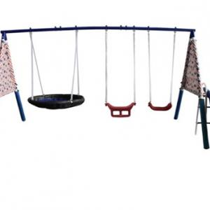 XDP Recreation Freedom Fun Metal Swing Set