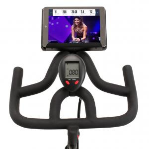 ProForm 500 SPX Exercise Bike with Integrated Device Shelf, Follow Along with iFit Personal Training