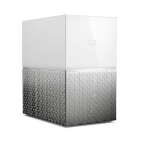 WD 8TB My Cloud Home Duo Personal Cloud Storage –WDBMUT0080JWT-NESN