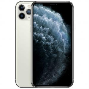 Straight Talk Apple iPhone 11 Pro Max with 64GB, Silver