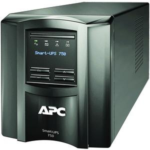 APC 750VA Smart-UPS with SmartConnect, Pure Sine Wave UPS Battery Backup & Surge Protection (SMT750C)