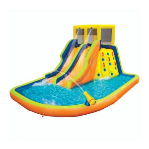 Banzai Double Drench Water Park Outdoor Toy