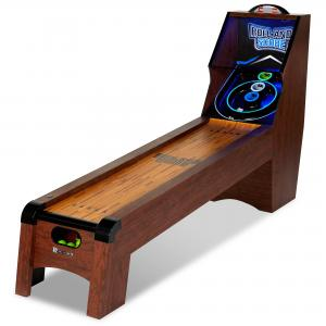 MD Sports 9′ Roll and Score Table, LED Scorer, Arcade Sound Effects