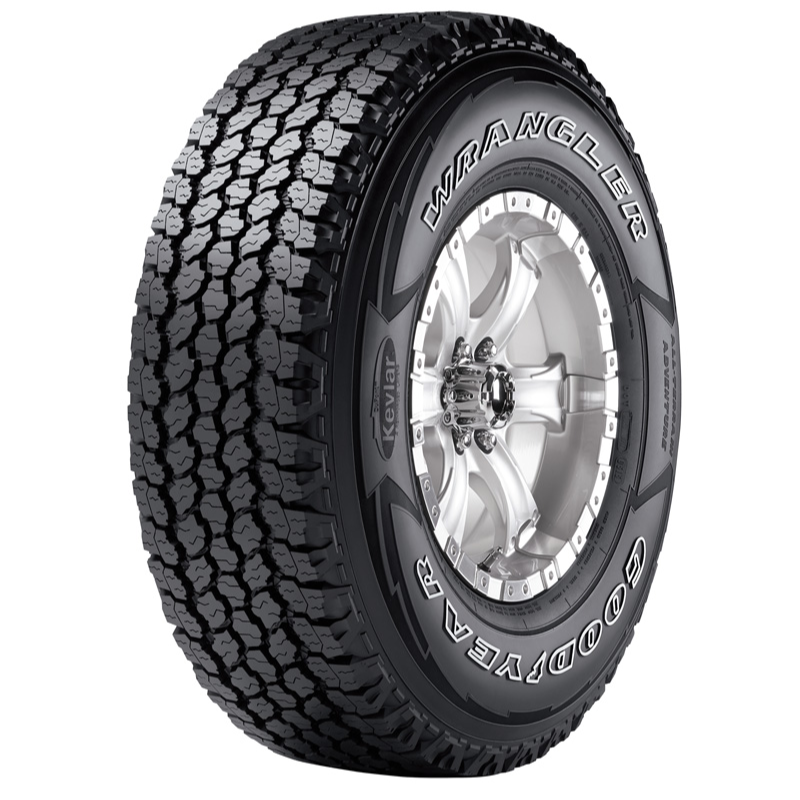 Goodyear Wrangler All-Terrain Adventure with Kevlar 275/55R20 113 T Tire