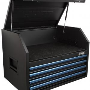 Hart 36-In W x 24-In D 4-Drawer Tool Chest w/ Power Strip, HART36CH4XD