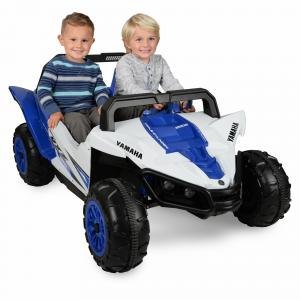 12 Volt Yamaha YXZ Battery Powered Ride-On – Aggressive Design for serious Off-Road Fun!