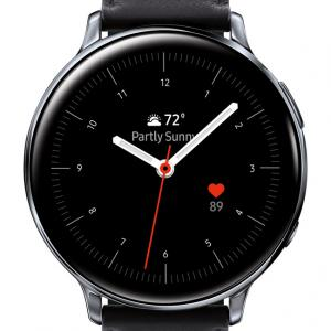 SAMSUNG Galaxy Watch Active 2 SS 44mm Silver LTE – SM-R825USSAXAR